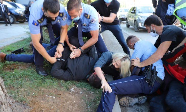PSD akuzon policinë se përdori dhunë gjatë arrestimit të aktivistëve