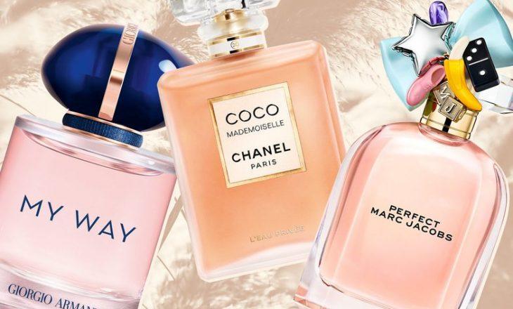 Parfumet që kundërmojnë aromë të paharrueshme në vjeshtë