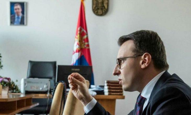 Petkoviq tregon se kur do të vazhdojnë diskutimet teknike mes Kosovës dhe Serbisë