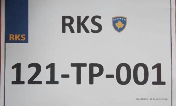 Ministri i Brendshëm: Ndalohet hyrja me targa të Serbisë në Kosovë, vetëm RKS