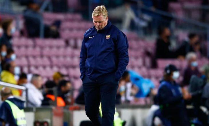 Barcelona në krizë rezultatesh