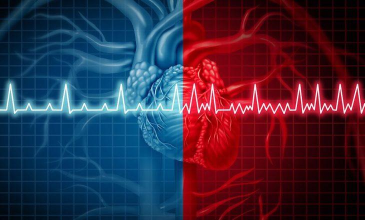 Ushqimet dhe pijet që ndikojnë në rritjen e rrahjeve të zemrës