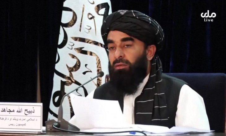 Talebanët shpallin qeverinë e përkohshme në Afganistan