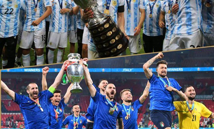 UEFA vendos që Kampionët e Evropës dhe Amerikës të përballen ndërmjet vete