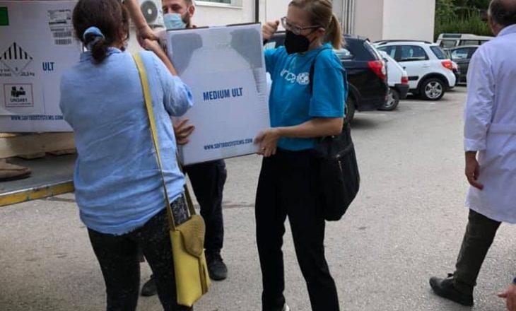 Mbi 500 mijë vaksina anti-COVID-19 mbërrijnë në Kosovë, donacion nga SHBA-të