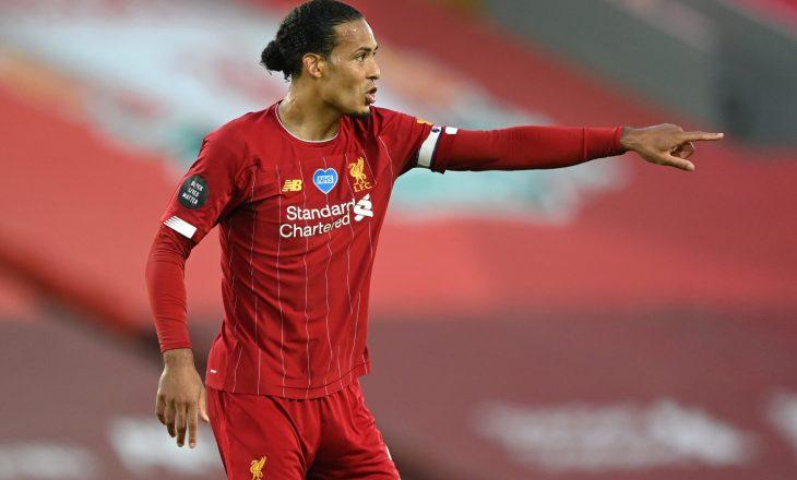 """100 ndeshje me Liverpoolin për """"murin hoalndez"""""""
