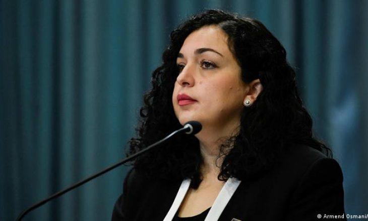 Osmani për Asociacionin e Komunave serbe: Nuk lejojmë ndryshimin e Kushtetutës