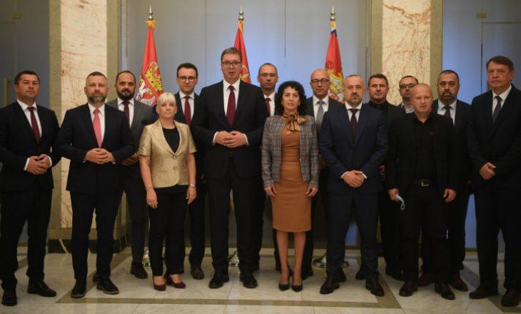 Lista Serbe merr mbështetje nga Vuçiç për zgjedhjet e 17 tetorit
