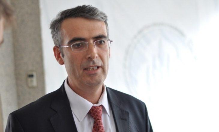 Xhabir Hamiti propozohet për ambasador në Emiratet e Bashkuara Arabe
