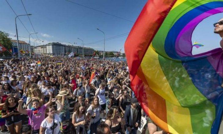 Të dielën Zvicra voton referendumin për martesat mes gjinisë së njëjtë