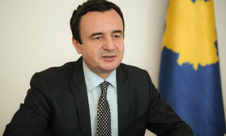Kurti emëron Besnik Pulën, këshilltar për Marrëdhënie Ekonomike Ndërkombëtare