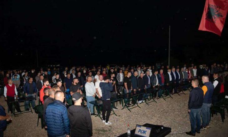PDK në Skenderaj pasi u gjobit me 2000 euro: Policia po manifeston standarde të dyfishta