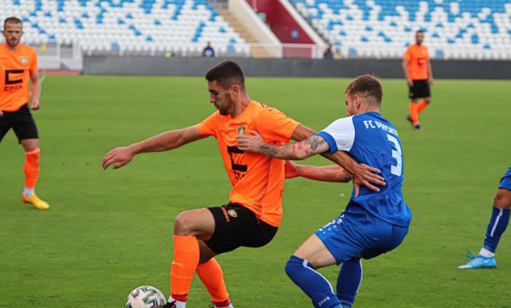 FC Ballkani njofton për transferimin e ri