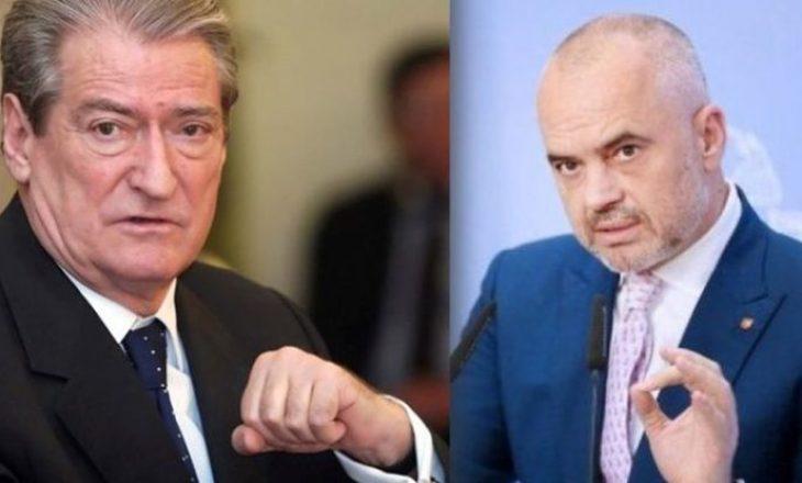 Berisha për Ramën: Argati i Vuçiqit sulmoi turpshëm Kosovën para Merkelit