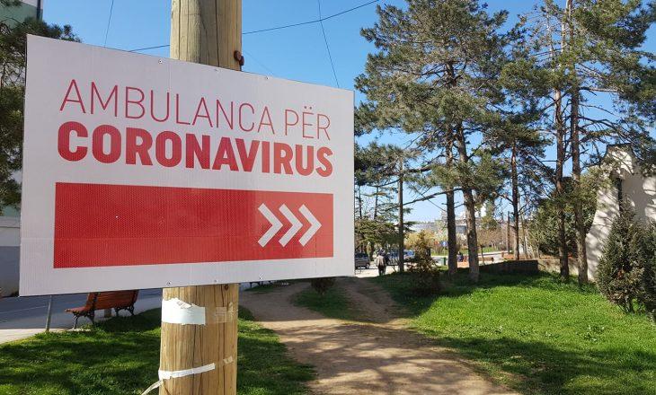 Dy të vdekur e 133 raste të reja me COVID-19 të enjten në Kosovë