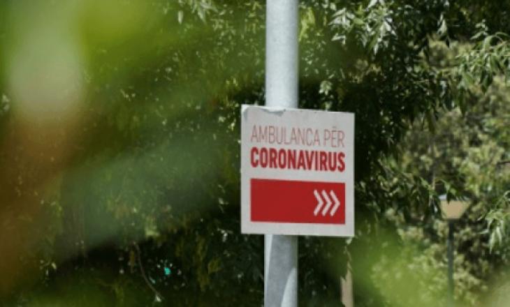 Pesë vdekje si pasojë e COVID-19