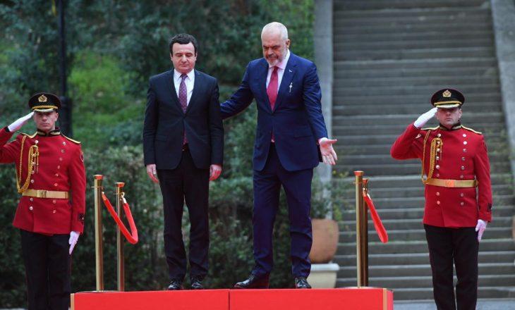 Rama-Kurtit: Ballkani i Hapur nuk është lojë e Serbisë, mos më jep leksione