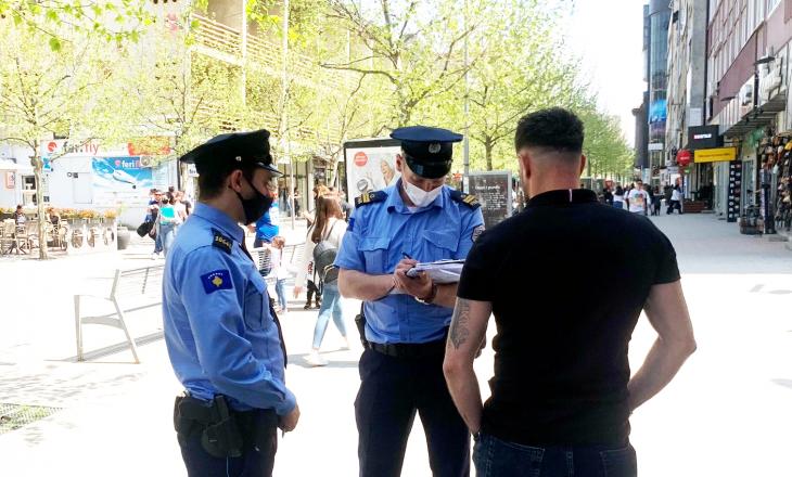 """Policia i përgjigjet thirrjes së qeverisë për """"gjobitje masive"""" ndaj shkelësve të masave"""