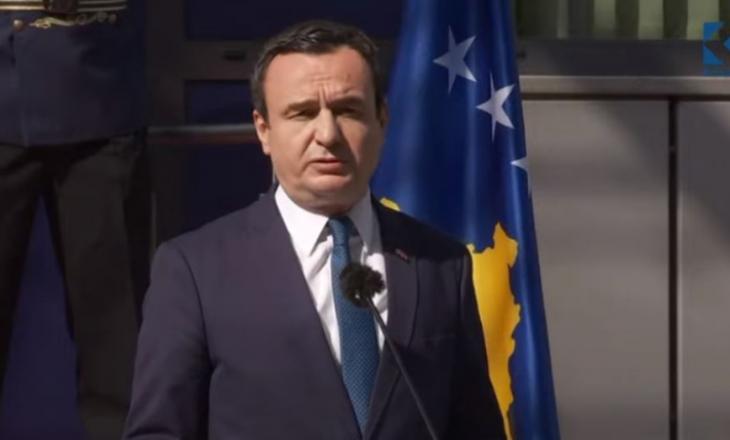 Kurti: Me Ramën bisedova për avancimin e marrëveshjeve ekzistuese Kosovë – Shqipëri