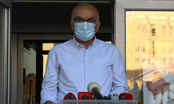 Drejtori i IKSHPK-së: Të gjitha viktimat e Coronavirusit po raportohen