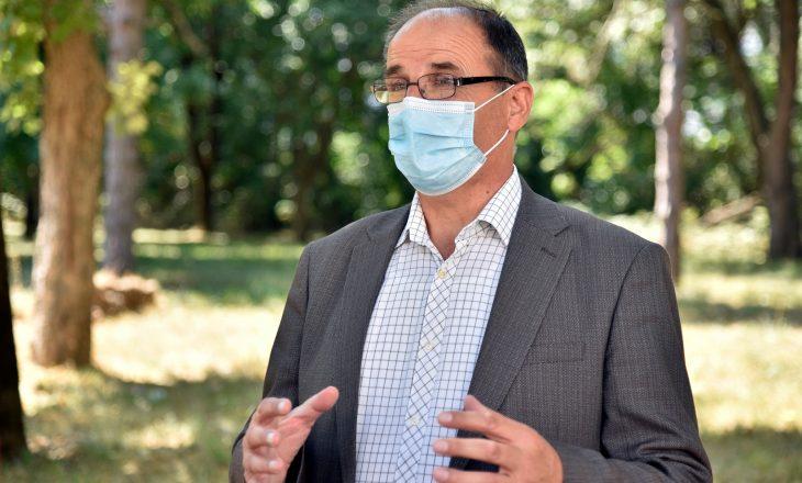 Infektologu Sylejmani: Gjendja në spitale dhe klinika është rënduar shumë