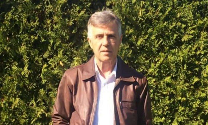 Vdes gazetari Kajtaz Gecaj, ishte i infektuar me COVID-19