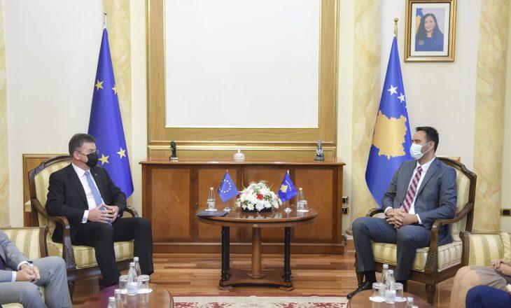 Konjufca-Lajçakut: Integriteti territorial dhe pavarësia e Kosovës janë të panegociueshme