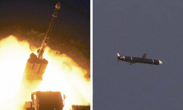 Koreja e Veriut teston raketën e re me rreze të gjatë veprimi
