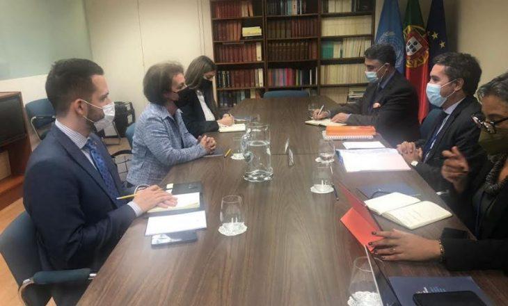 Raportet ekonomike ndërmjet Kosovës e Portugalisë mund të avancohen