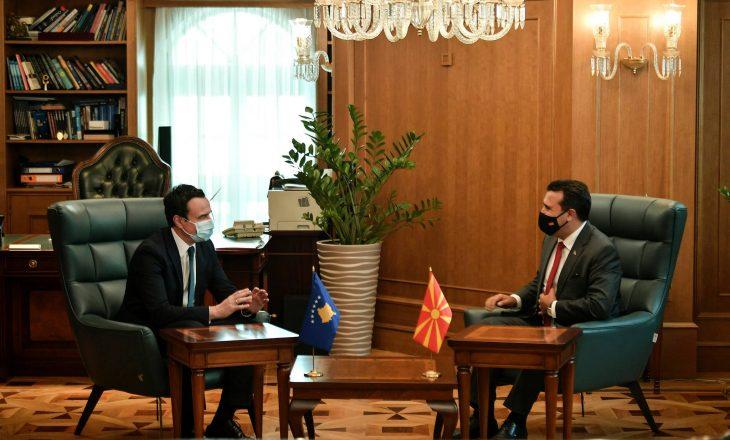 Marrëveshjet që nënshkruhen sot mes Kosovës dhe Maqedonisë së Veriut