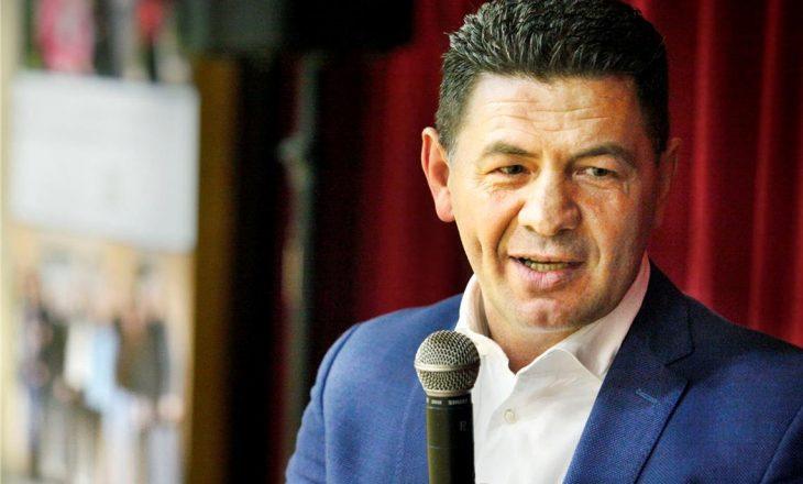 Luan Krasniqi propozohet për ambasador të Kosovës në Gjermani