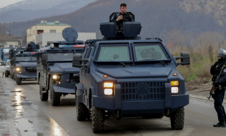 Mediat serbe raportojnë për zhvillimet nëpër pikat kufitare Kosovë – Serbi