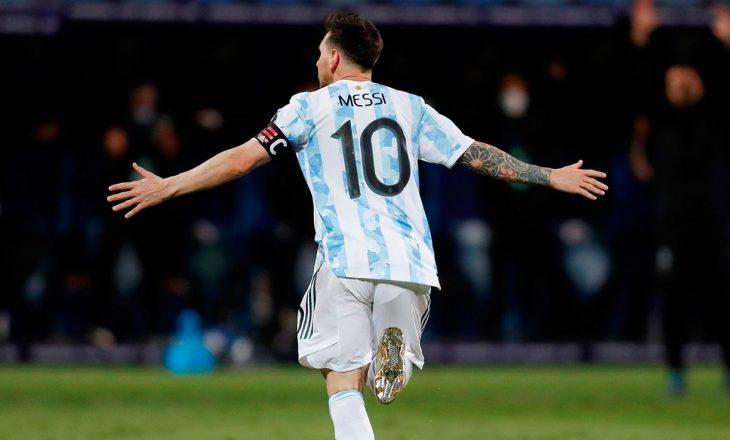 Argjentina vazhdon rrugëtimin e sigurtë drejtë Botërorit