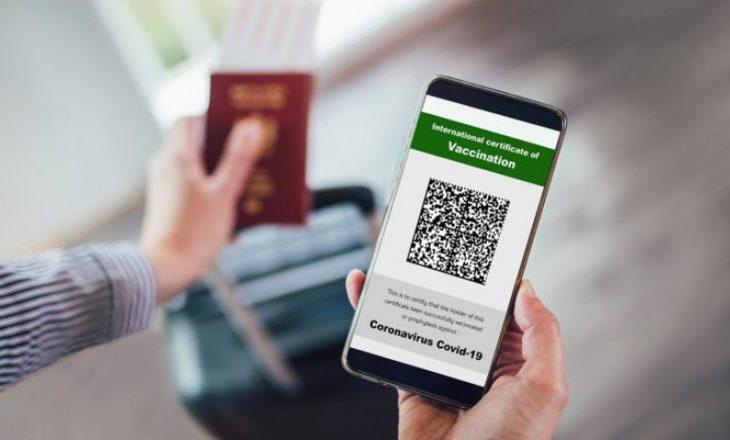 Kosova po përgatitë pasaportën digjitale COVID-19