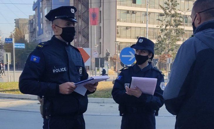 """""""Policia e ka përnime"""", mbi 4 mijë gjoba për moszbatim të masave anti-COVID brenda ditës"""