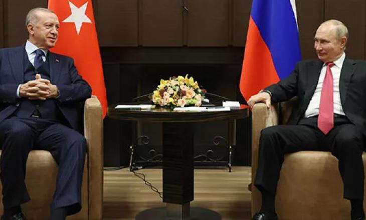 Turqia dhe Rusia zotohen për forcimin e marrëdhënieve