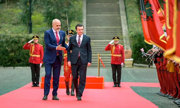 Vizita e Ramës në Kosovës në kohën e divergjencave Prishtinë – Tiranë