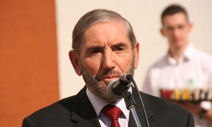 Vdes ish-ambasadori Rexhep Boja
