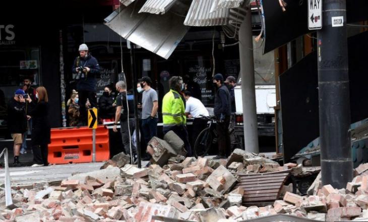 Tërmet në Australi