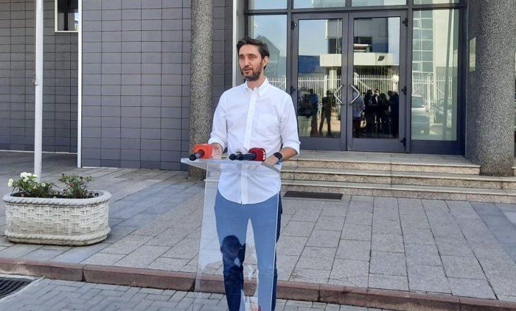 Uran Ismaili – i pari kandidat për kryetar të Prishtinës që dorëzon mandatin e deputetit
