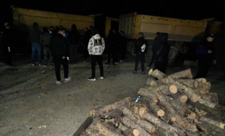 Gjithçka çfarë ndodhi mbrëmë në pikat kufitare Kosovë – Serbi