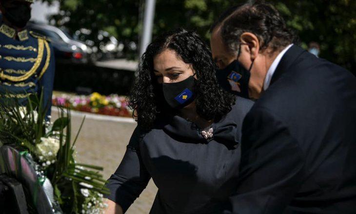 Osmani: Kujtojmë viktimat e 11 shtatorit dhe qëndrojmë bashkë me SHBA-në në luftimin e terrorizmit