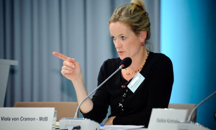 Von Cramon: Kosova dhe Serbia duhet të gjejnë një zgjidhje paqësore