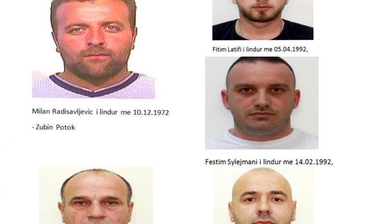 Pesë persona po kërkohen nga Policia e Kosovës për kontrabandim me mallra