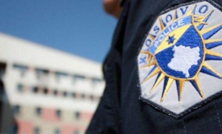 Mori lëndime të rënda në një aksident në Podujevë, polici ia shpëton jetën