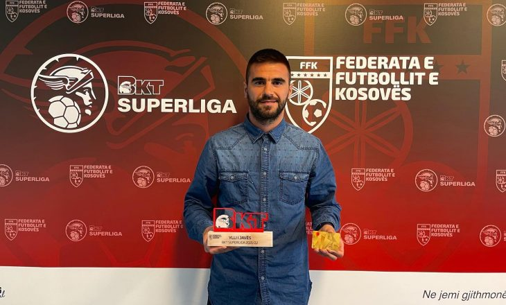"""Ahmed Januzi, """"Ylli i Javës"""" në Superligë"""