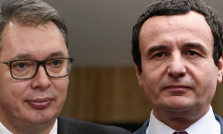 Kurti e Vuçiq takohen në Slloveni, prezentë do të jenë edhe Merkeli e Macroni