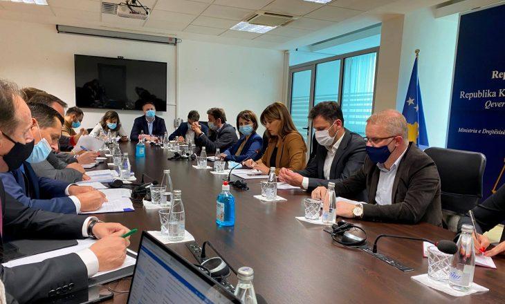 Haxhiu: Ndër kriteret e Srategjisë për Sundimin e Ligjit janë reformat brenda sistemit prokurorial