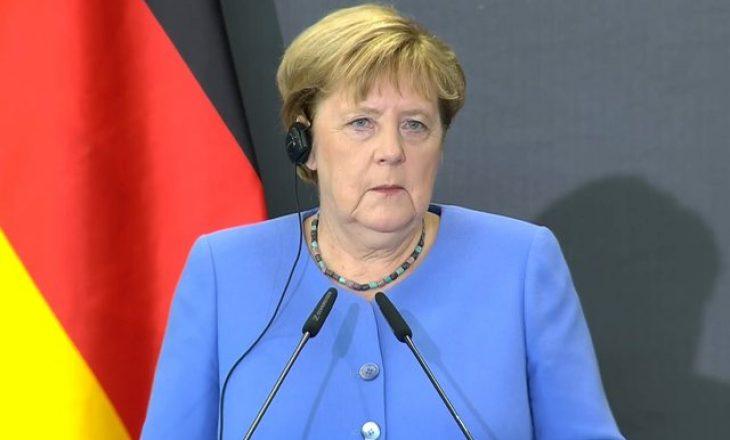 Merkel refuzon ta jap një datë për integrimin e Ballkanit Perëndimor në Bashkimin Evropian