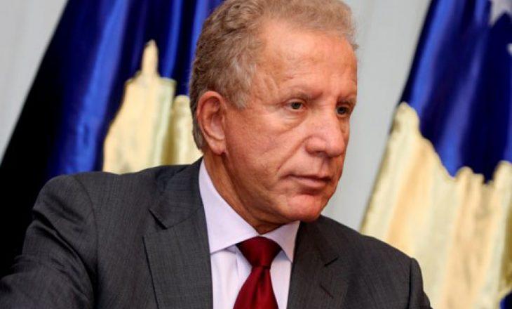"""Pacolli """"frikësohet"""" se marrëveshja për Asociacionin do të nënshkruhet siç do Serbia"""